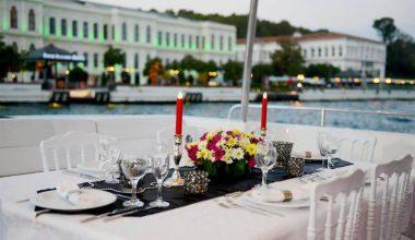 Tekne Evlilik Teklifi ve Tekne Evlilik Teklifi Fiyatları