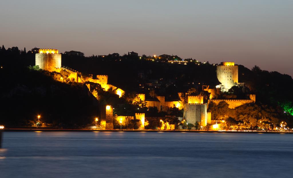 İstanbul Boğazı'nın Sihirli Tarihi