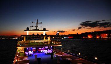 Teknede Kına Gecesi Organizasyonu