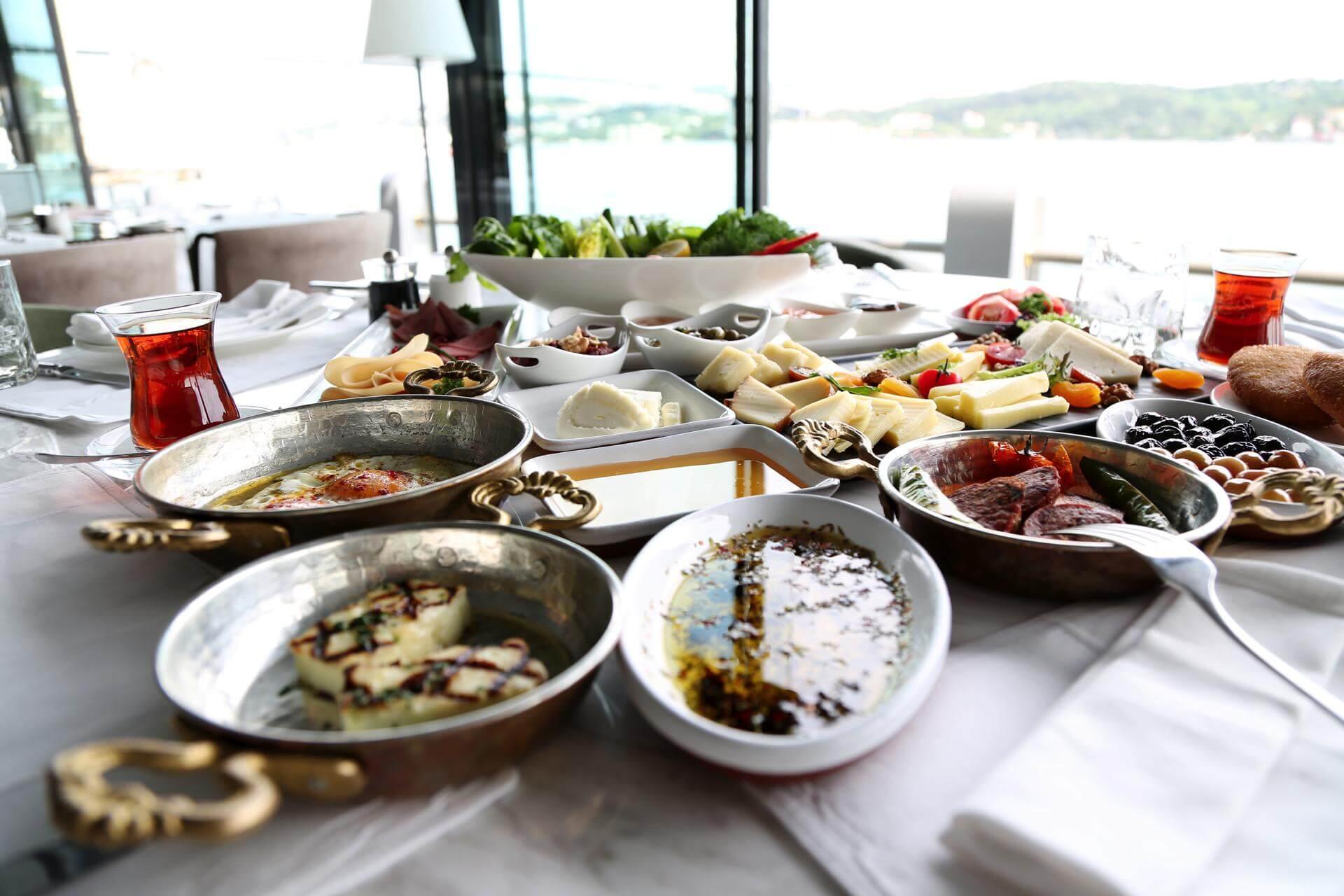 Boğaz'da Kahvaltı Mekanları Arasından En İyileri
