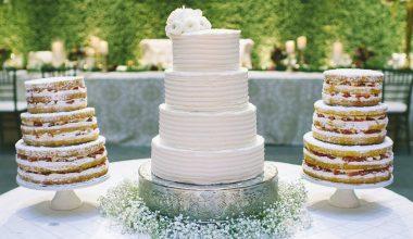 Düğün Pastası Hakkında Bilmeniz Gereken 4 Şey