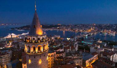İstanbul'un Göz Bebeği Galata Kulesi ve Hikayesi