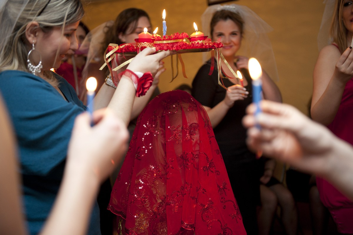 Kına Gecesi Organizasyonu ve Kına Gecesi Geleneği