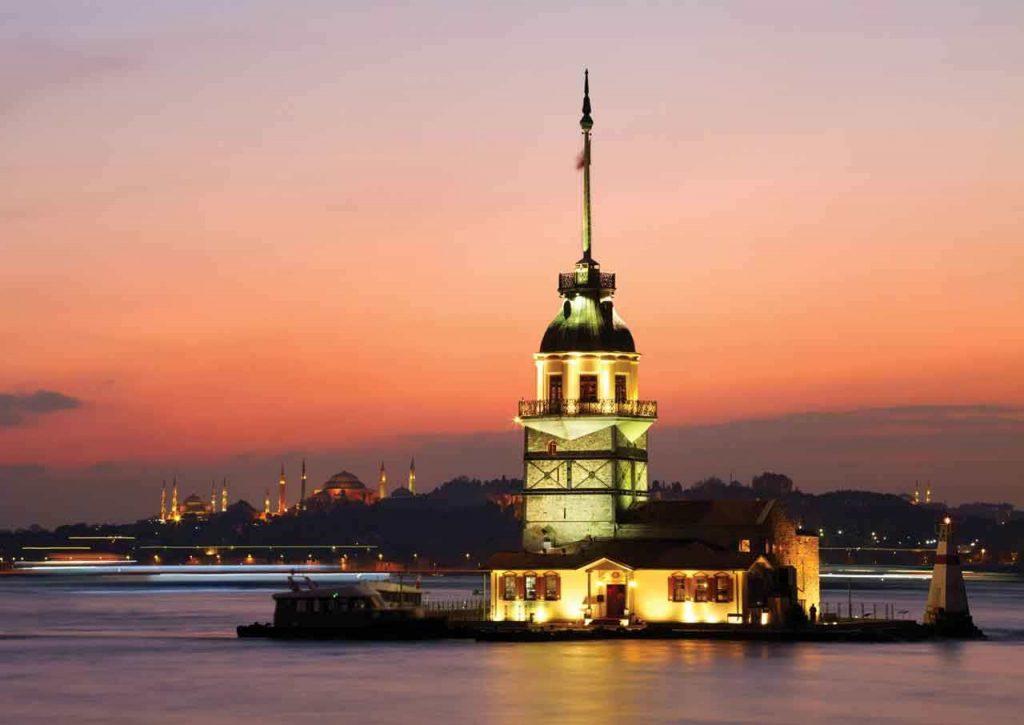 Yat Kiralama Kız Kulesi