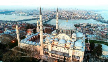 Süleymaniye Camii Tarihi ve Özellikleri