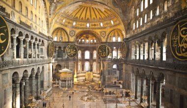 Ayasofya Müzesi Hakkında Bilmeniz Gerekenler