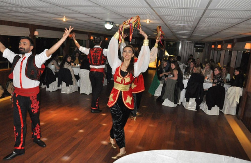 Turkish Night Show And İstanbul Bosphorus Tour