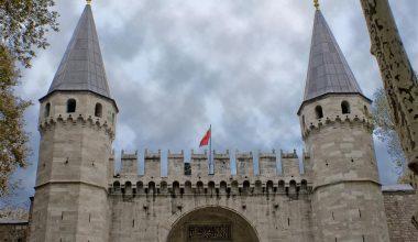 Topkapı Sarayı Tarihi ve Bilinmeyenler