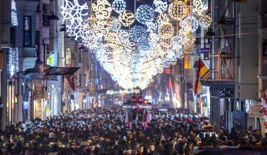 Taksim'de Yapılacak 5 Aktivite Önerisi