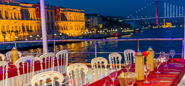 Teknede Türk Gecesi ve Türk Gecesi Fiyatları