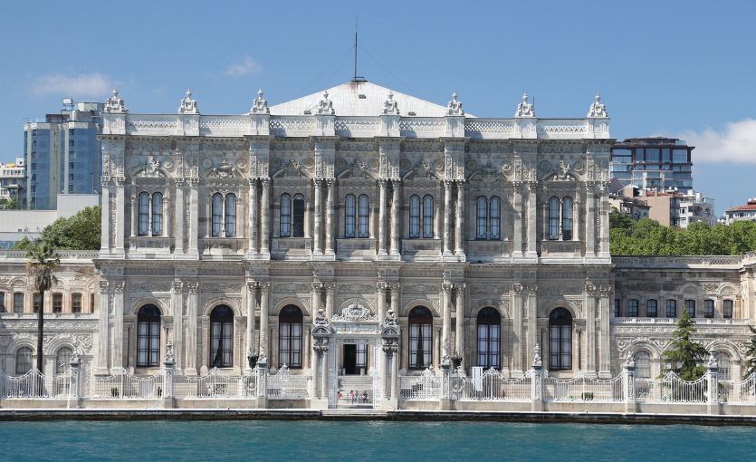 Osmanlı Döneminden Kalma Eser Dolmabahçe sarayı