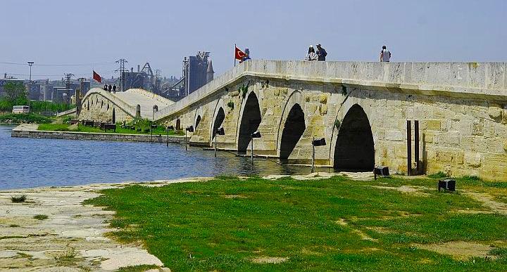 Mimar Sinan Eseri Büyükçekmece Köprüsü