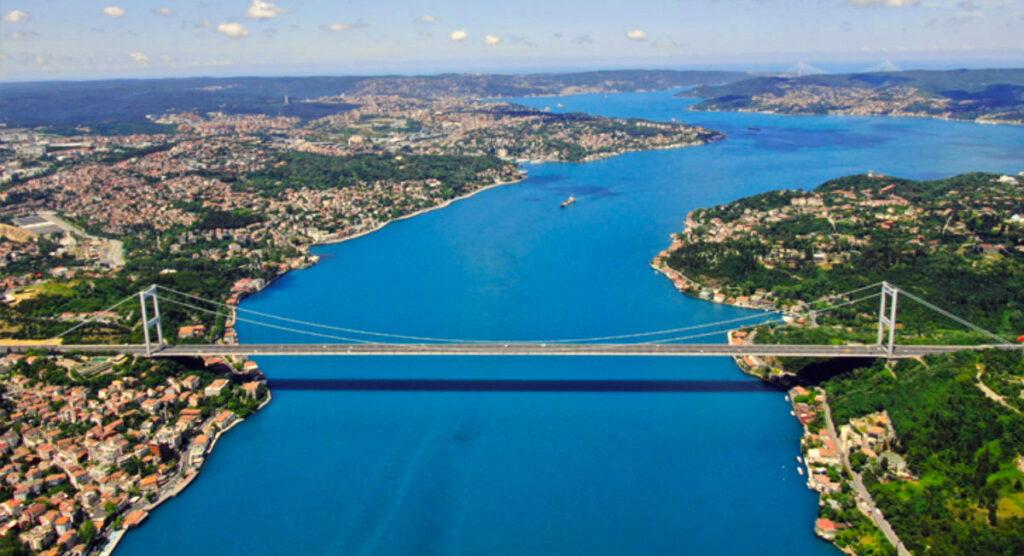 İstanbul Boğazı Özellikleri