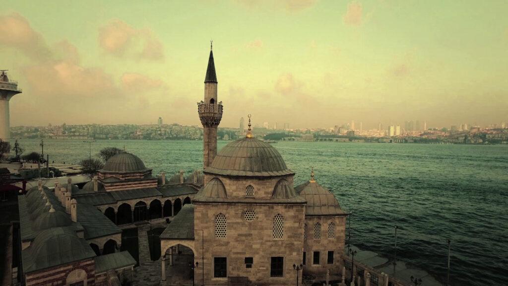 Mimar Sinan Eseri Şemsi Ahmed Paşa Camii