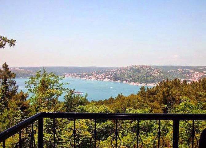 Anadolu Kavağı Yuşa Tepesi