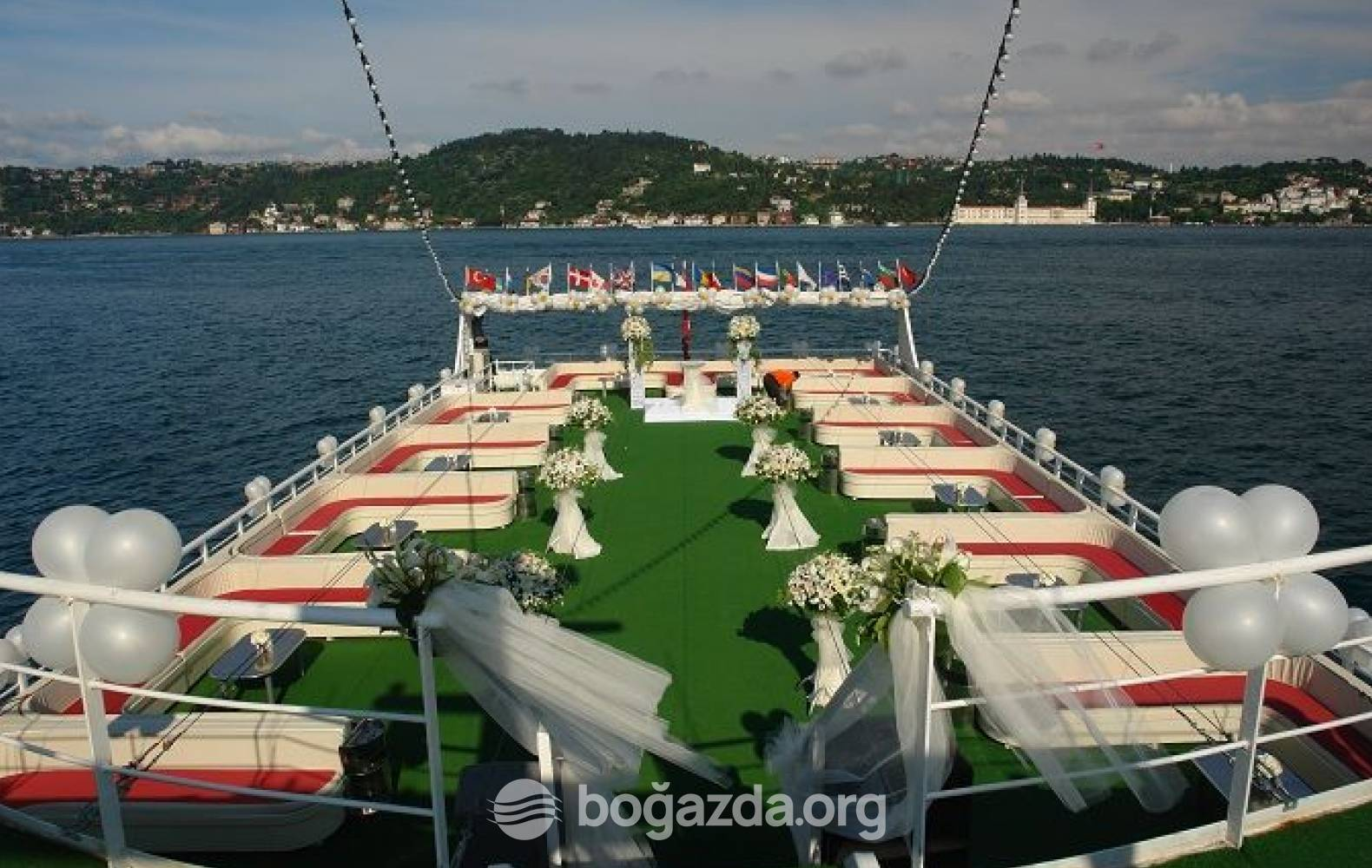 Küçük Prens Tur Gezi Teknesi