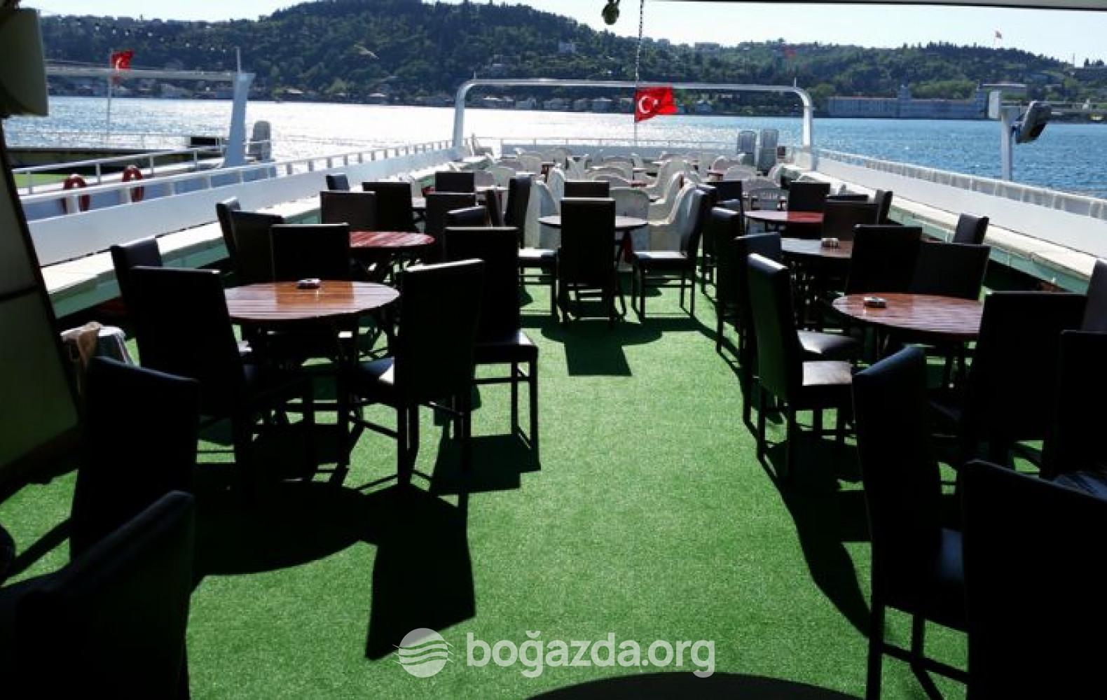 Kumsal 1 Tur Gezi Teknesi