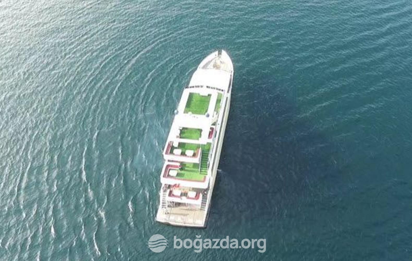 Kuzey Rüzgarı Tur Gezi Teknesi