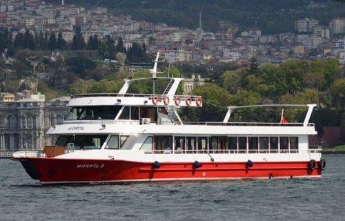 Morfil Tur Gezi Teknesi