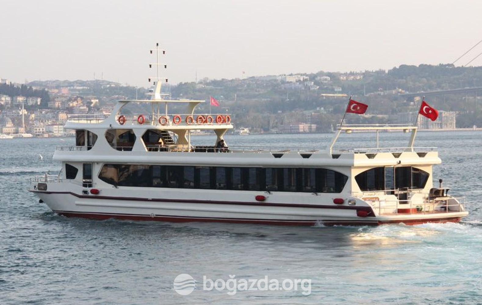 Ortaköylü 2 Tur Gezi Teknesi