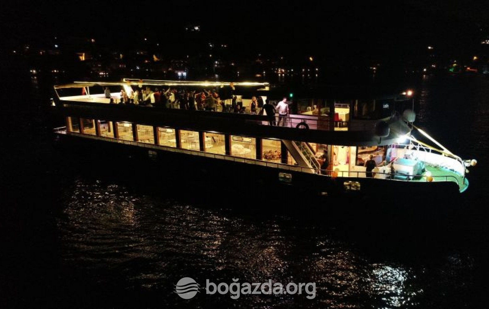 Savu Gezi Teknesi